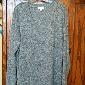 Lucky Brand Sweater/Tunic - L